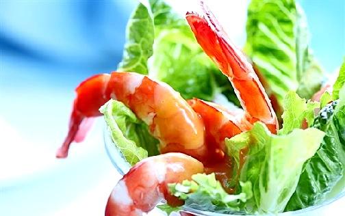 Морепродукти рецепт