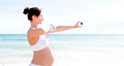 Чи можна засмагати під час вагітності