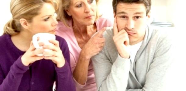 Чоловічий погляд: як знайти спільну мову з тещею