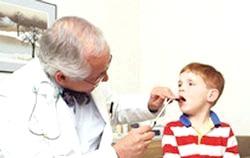 На прийомі у лікаря - алергія у дітей фото