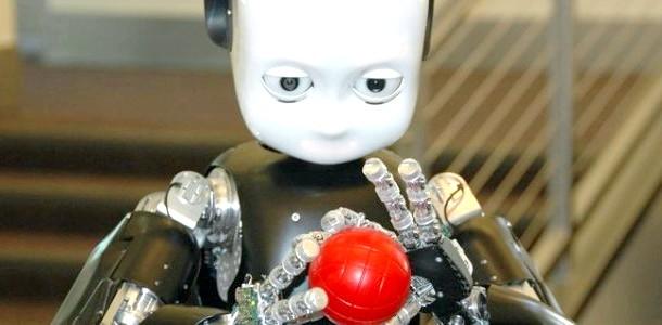 Ноу-хау: дитина-робот (відео) фото