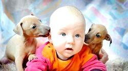Чи потрібні дітям домашні тварини фото