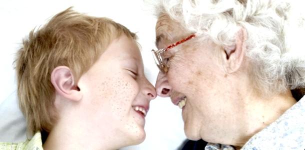 Про що говорять тата: бабусі і дідусі в житті онуків