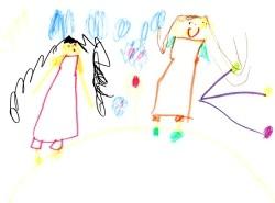 Про що може розповісти дитячий малюнок