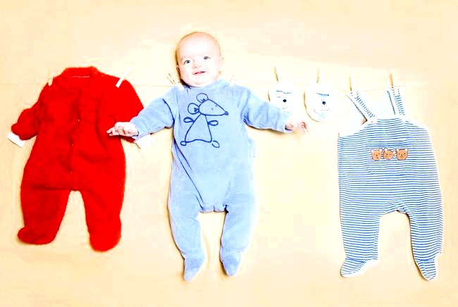 Одяг-градусник підкаже, коли дитині погано