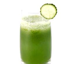 Огірковий сік. Користь і вітаміни