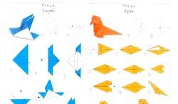 Орігамі для початківців фото