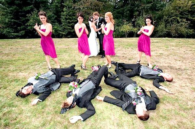 Оригінальні ідеї для весіль