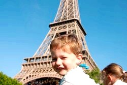 Відпочинок з дітьми в Парижі. Пам'ятки