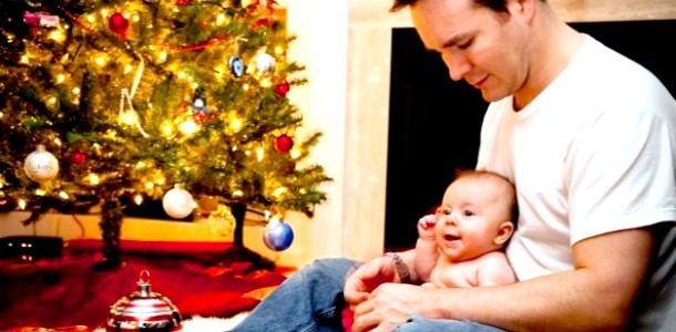 Татусеві історії: як син зустрічав перший Новий рік