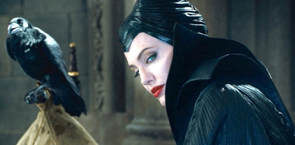Перші фото Анджеліни Джолі у фільмі-казці «Малефісент»