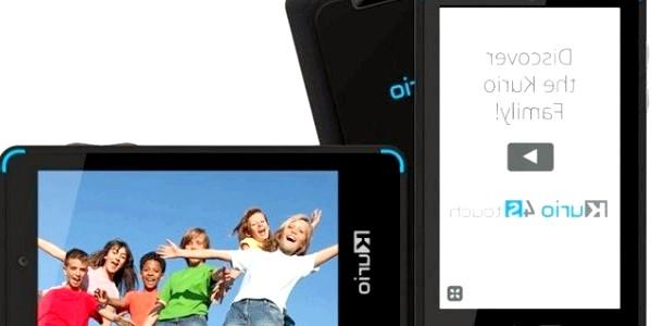 Перший смартфон для дітей Kurio phone (ФОТО, відео) фото