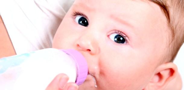 Харчування новонародженого: молочні суміші з пробіотиками