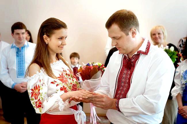 Україна. Весілля в національних традиціях.