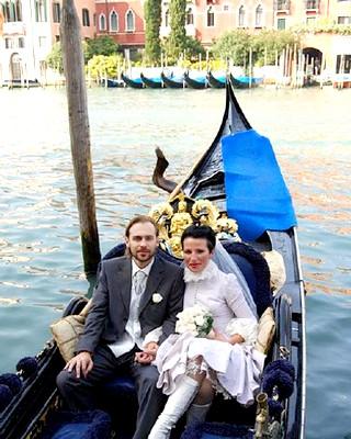 Весілля в Італії. Маскарад у Венеції.
