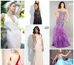 Сукні на випускний 2014 довгі. Модні і не тільки