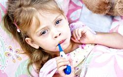Чому хворіють діти?
