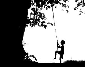 Чому діти не знають страху висоти?