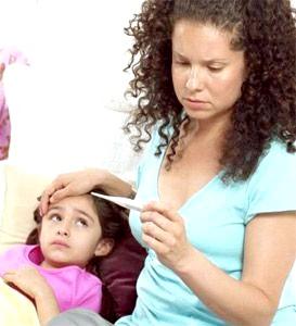 Чому дитина часто хворіє? фото