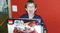 Подарунки для дітей. Що вибрати і чим здивувати? фото