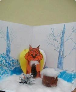 Падалка для дітей взимку