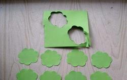 Вироби з паперу та картону. Генеалогічне дерево родини