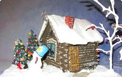 Падалка до Різдва в дитячому садку