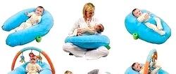 Подушка для вагітних і годуючих фото