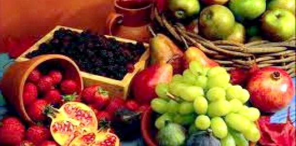 Корисні продукти: їж і не старій
