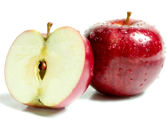Користь яблук
