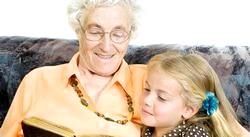 Допомогу бабусь і дідусів при розлученні з дитиною