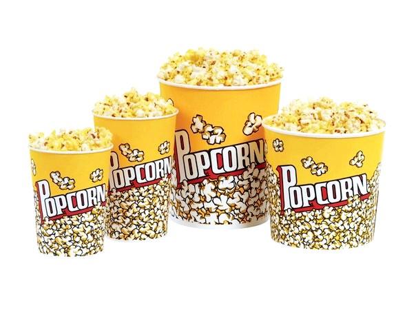 Попкорн (повітряна кукурудза): користь чи шкода фото