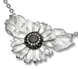 Популярні вироби зі срібла для жінок