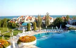Популярні готелі Болгарії