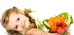 Правильне харчування дитини - дошкільника. Меню
