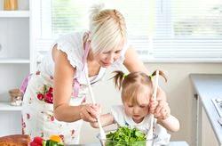 Правильне харчування дитини у мегаполісі