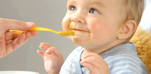 Прикорм малюка: коли і як?