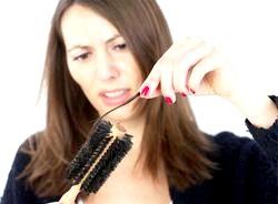 Проблема випадання волосся після пологів
