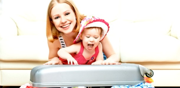 Подорож з малюком: 5 корисних речей, які варто взяти з собою