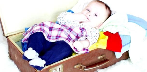 Подорож з дитиною: що стане в нагоді в дорозі