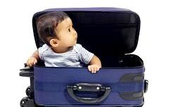 Подорож з дитиною на автомобілі