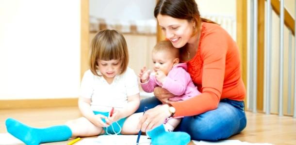 Розвиток дитини: рольові ігри для малюків до трьох років