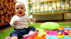 Розвиток дитини. Сьомий місяць