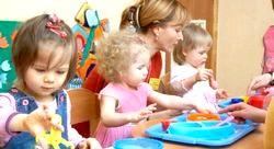 Розвиток мовлення дитини. Методика Монтессорі