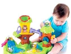 Розвиваючі ігри. Дитина 1 рік
