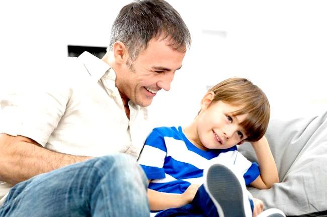 Роль батька у вихованні дитини: тата і дівчатка фото