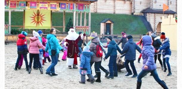 Різдво і старий Новий рік в Стародавньому Києві (ФОТО) фото