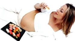 Риба і морепродукти при вагітності фото