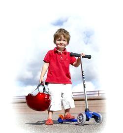 Самокати для дітей: тонкощі вибору