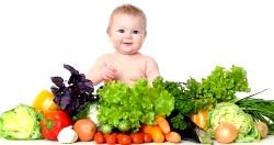 Найкорисніші продукти для дітей
